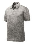 Sport-Tek PosiCharge Electric Heather Polo - ST590