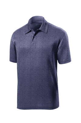 Sport-Tek Heather Contender Polo - ST660