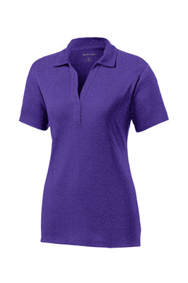 Sport-Tek Ladies Heather Contender Polo - LST660
