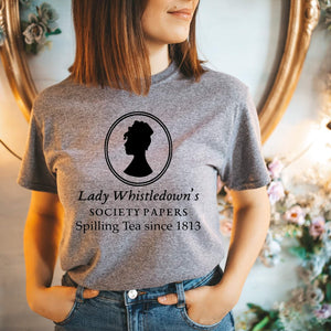 Lady Whistledown's Society Papers