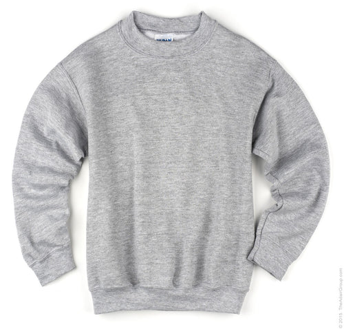 Youth Crewneck Sweater Addon