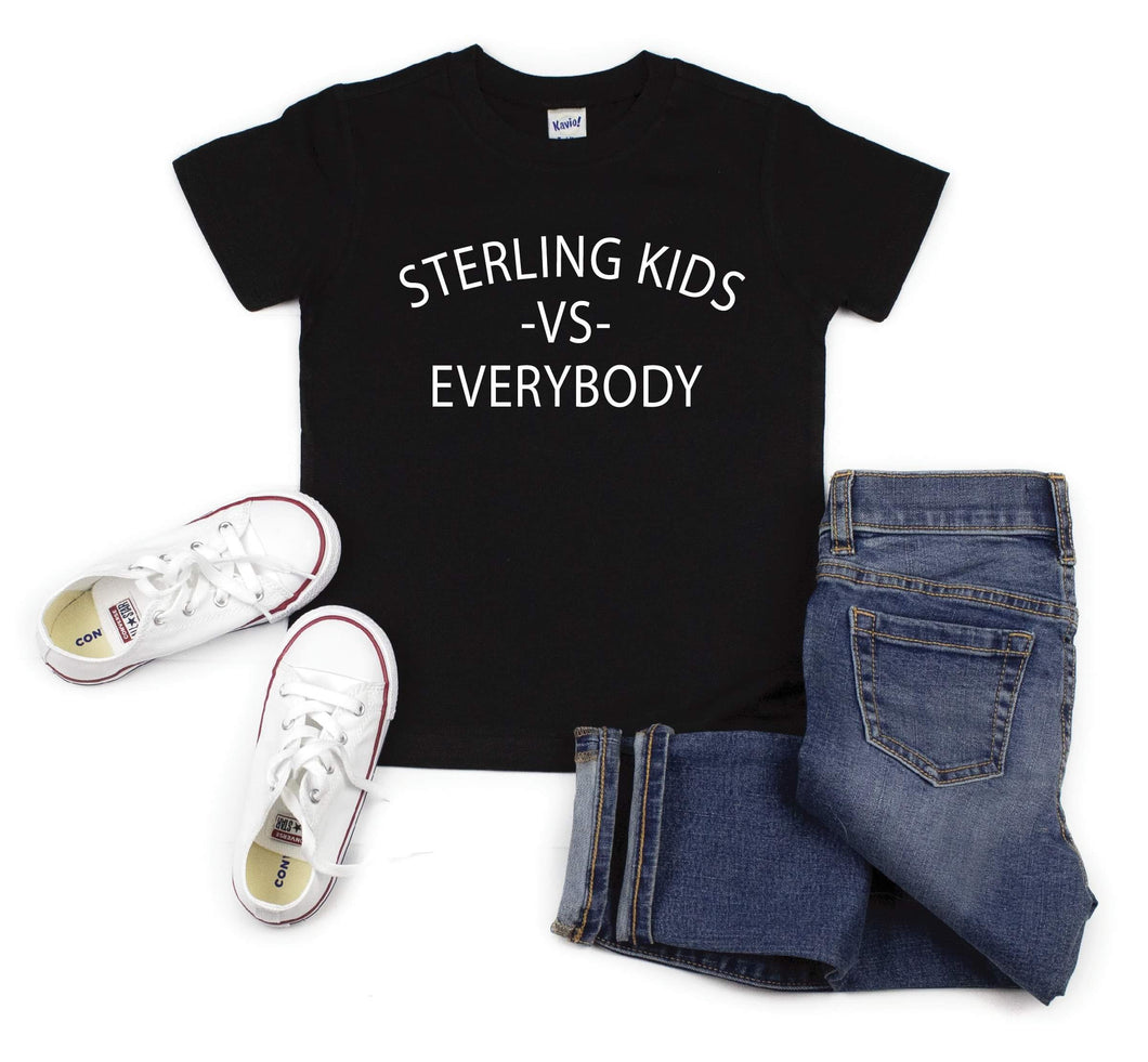 Sterling Kids vs Everybody