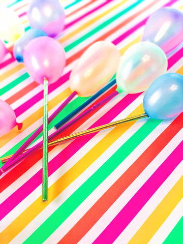 Balloon Pop DIY Project by Revelry Good modern party store