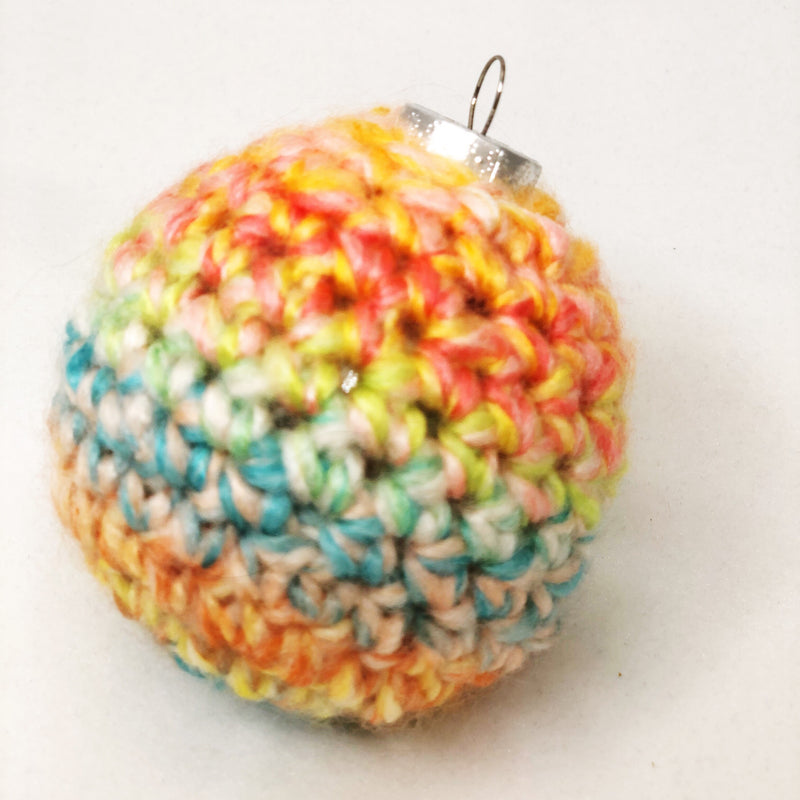 Sherbet Crochet Ornament - Revelry Goods