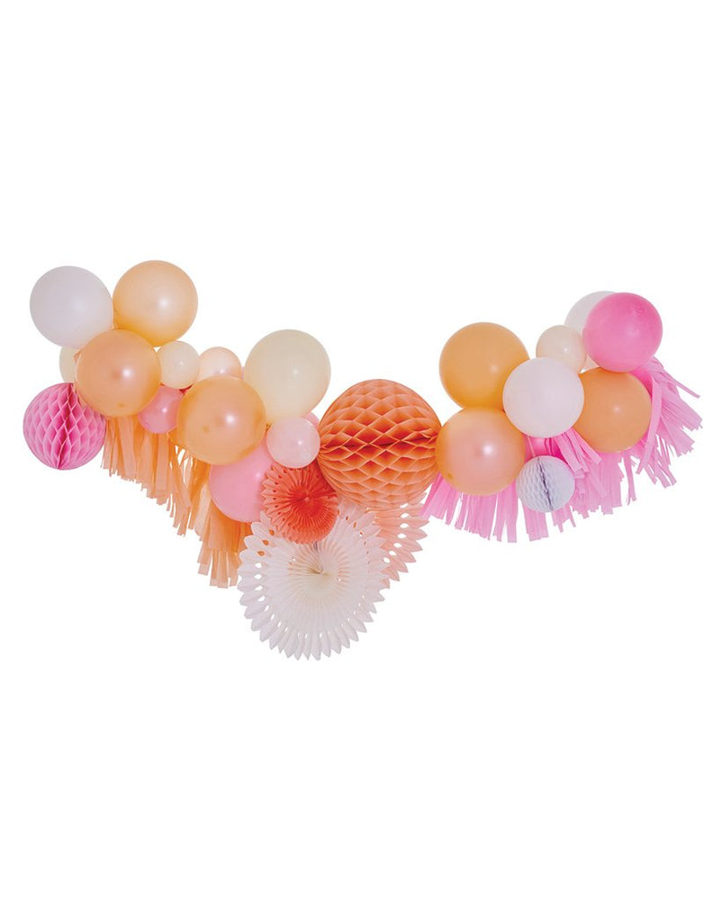 Load image into Gallery viewer, Blossom Fancy Balloon Garland
