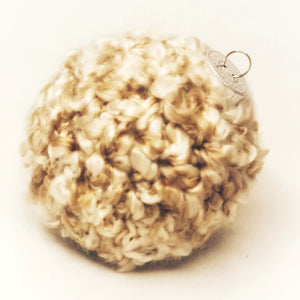 Load image into Gallery viewer, Natural Crochet Ornament - Revelry Goods
