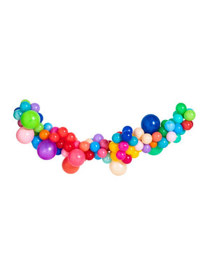 Load image into Gallery viewer, Rainbow Mini Balloon Garland