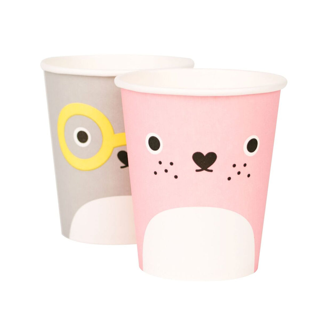 Noodoll Paper Cups - Revelry Goods