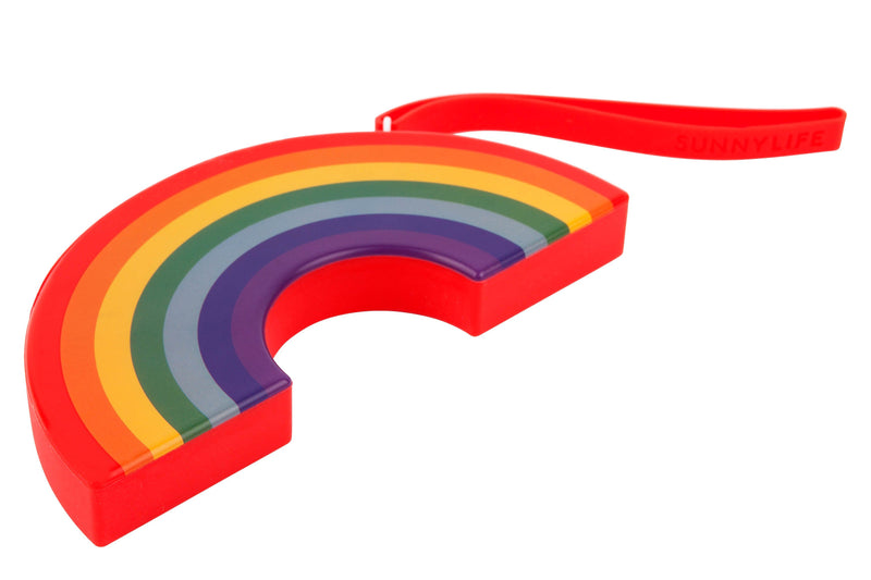 Rainbow Silicone Coin Pouch - Revelry Goods