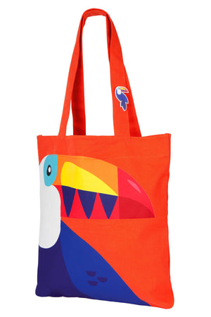 Toucan Tote Bag - Revelry Goods