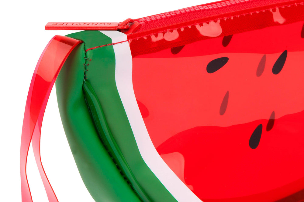 Load image into Gallery viewer, Watermelon See Thru Clutch - Revelry Goods