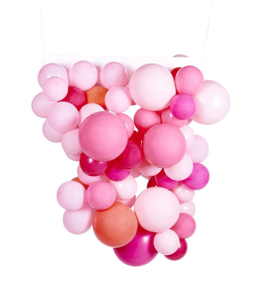 Pink Balloon Hanging Kit - Revelry Goods