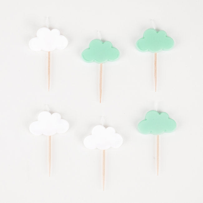 Cloud Candles
