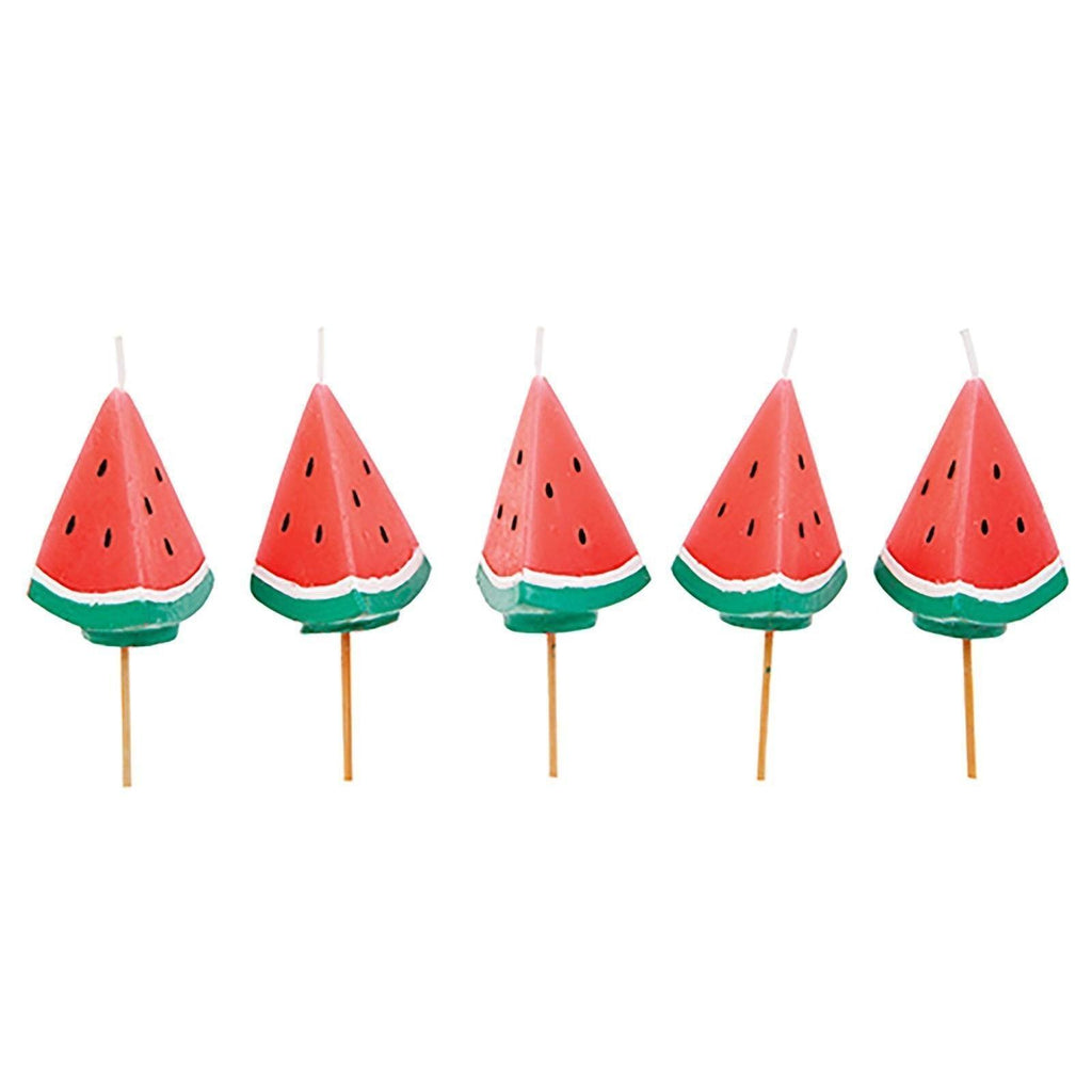 Watermelon Cake Candles - Revelry Goods