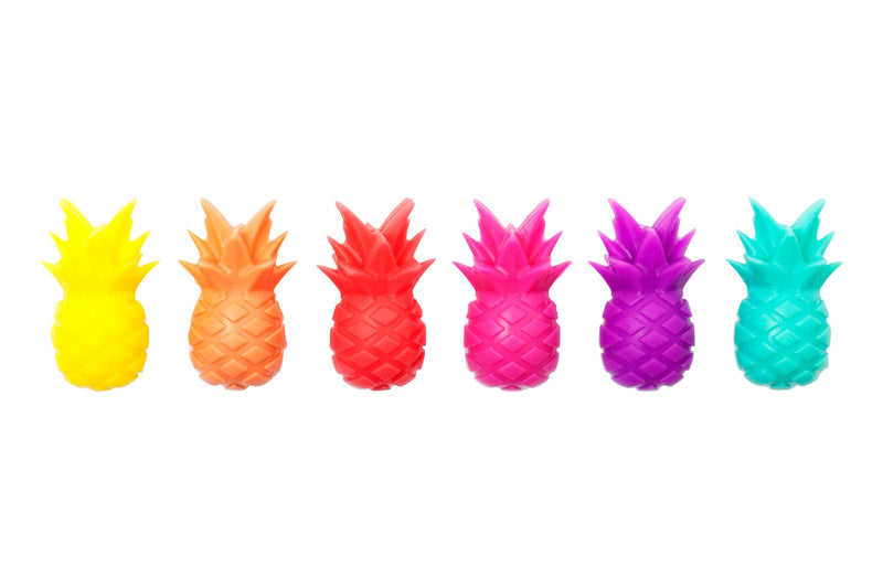 Pineapple Glass Markers - Revelry Goods