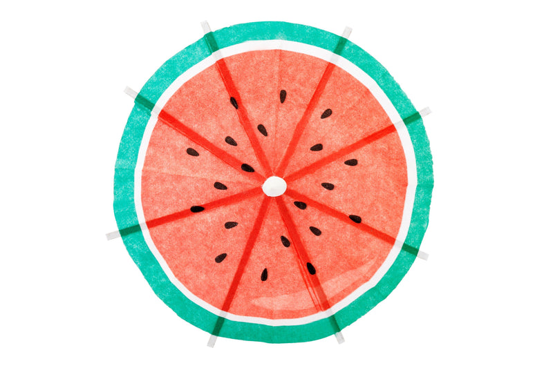 Watermelon Umbrellas - Revelry Goods