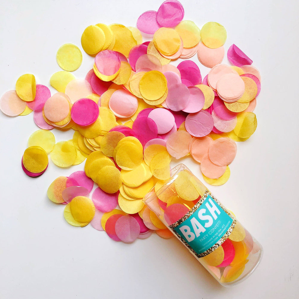 Lemon Slice Party Confetti