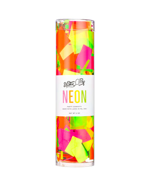 Load image into Gallery viewer, Neon Square Artisan Confetti - Revelry Goods