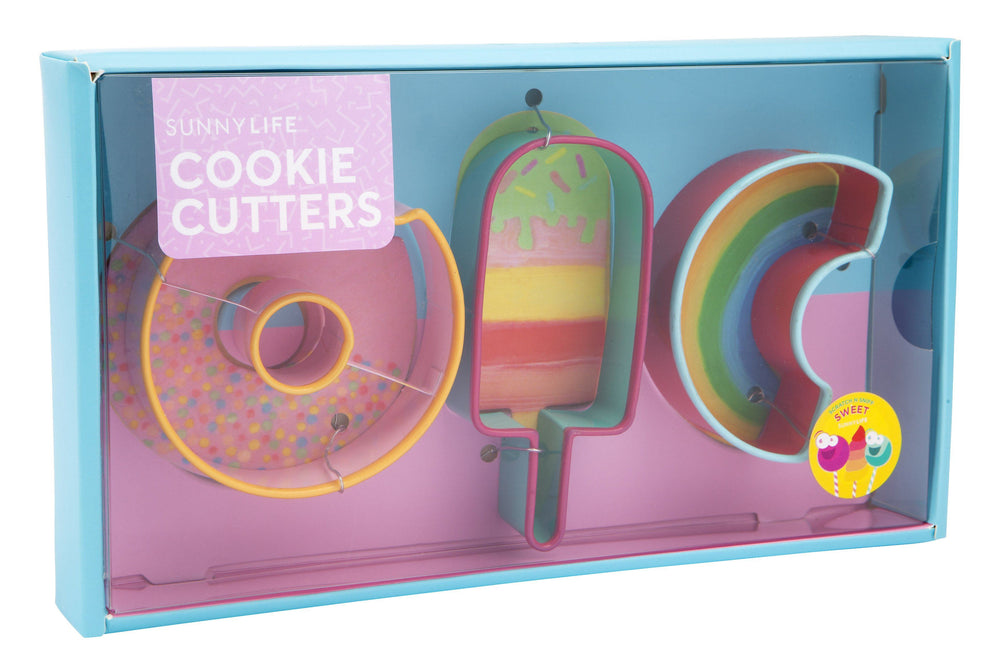 Sweet Tooth Cookie Cutters