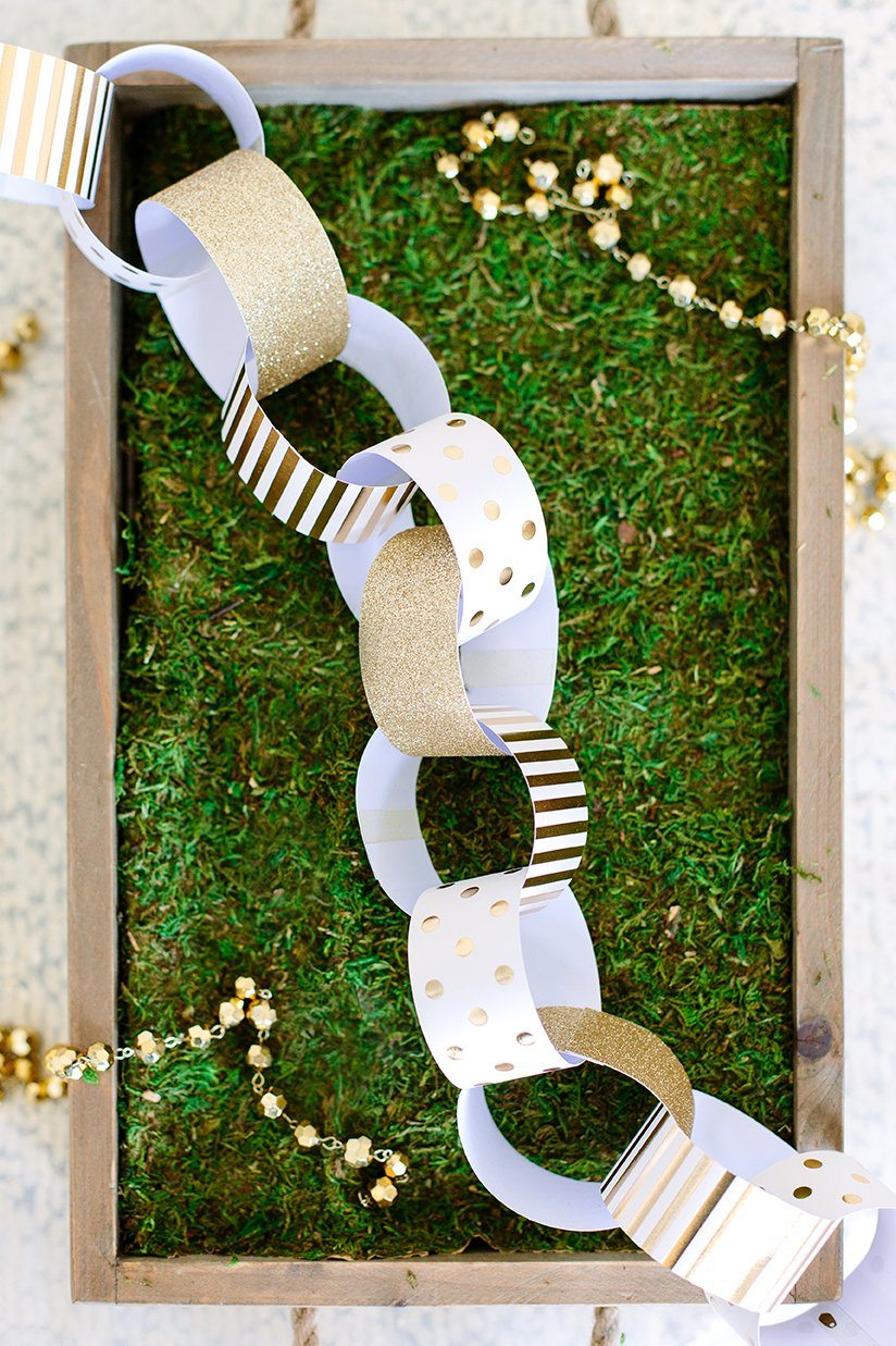 Fancy Paper Chain - Revelry Goods