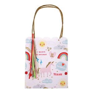Load image into Gallery viewer, Rainbow & Unicorn Party Bags - Revelry Goods