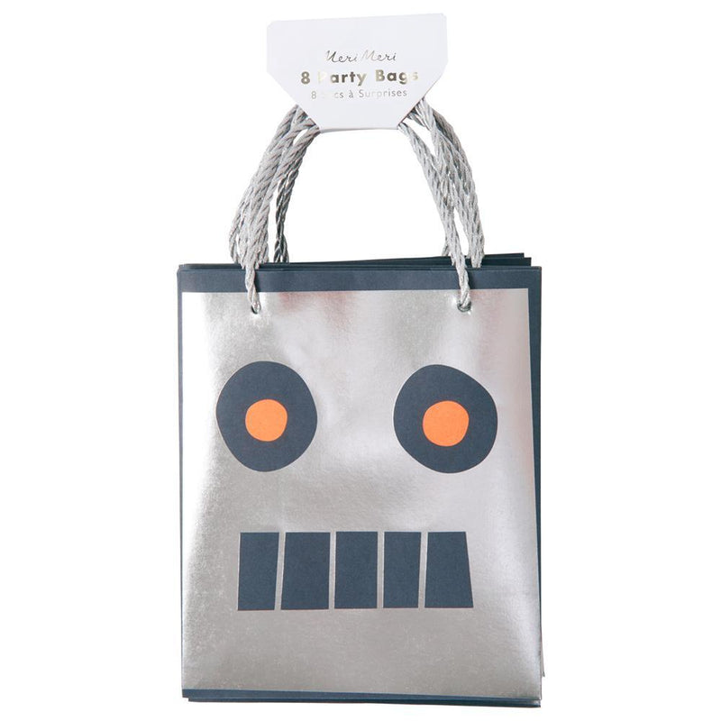 Robot Party Bags - Revelry Goods
