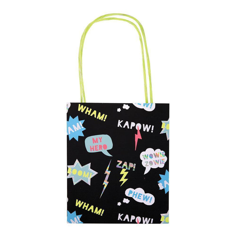 Meri Meri Zap! Party Bags from Revelry Goods modern party supplies
