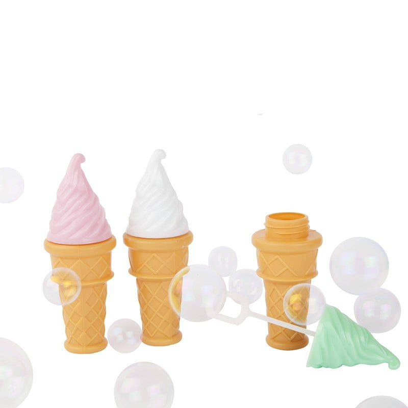 Ice Cream Bubbles- Set of 3 - Revelry Goods