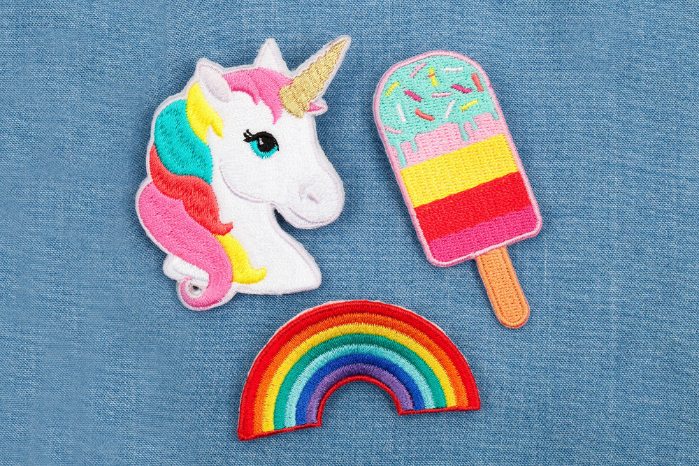 Sweet Tooth Badge Pins- Set of 3 - Revelry Goods