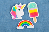 Sweet Tooth Pin Ons- Set of 3 - Revelry Goods