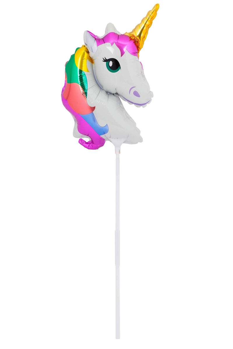 Sunnylife Wonderland Small Foil Balloons on a Stick- Set of 2 from Revelry Goods modern party shop