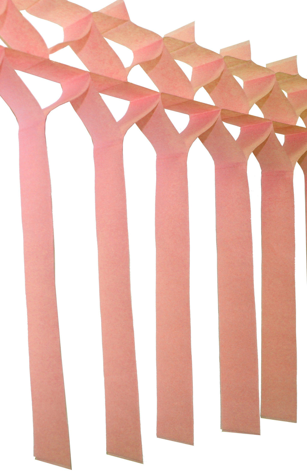 Peach Fringe Streamer Garland - Revelry Goods