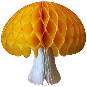 Load image into Gallery viewer, Gold Honeycomb Mushroom - Revelry Goods