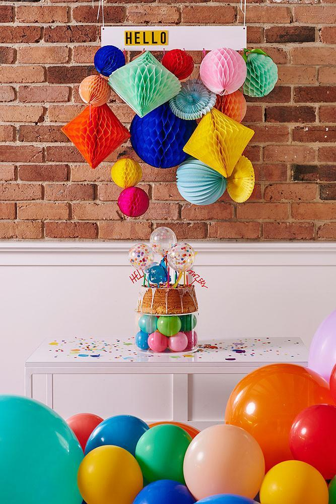 Happy Honeycomb Hanging Kit - Revelry Goods
