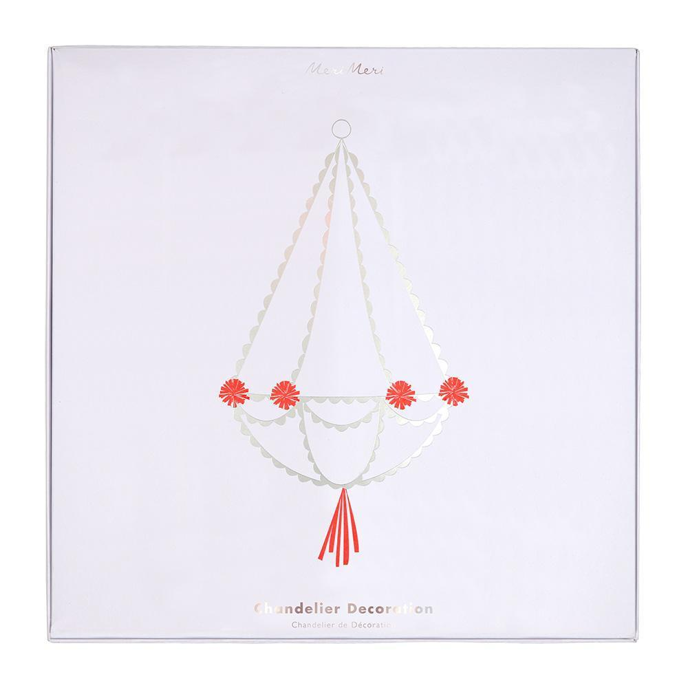 Small Paper Pajaki Chandelier - Revelry Goods