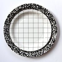 Art School Speckle Large Plates - Revelry Goods