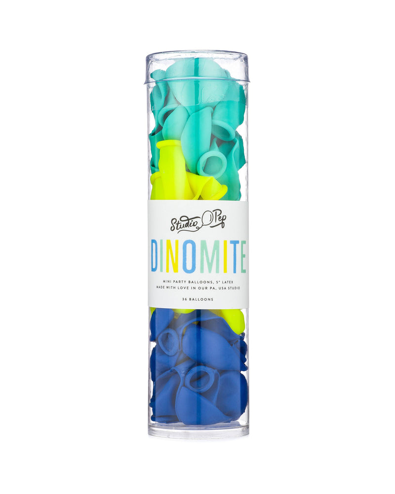 Load image into Gallery viewer, Dinomite Mini Balloons - Revelry Goods