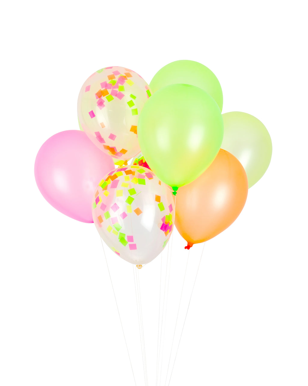 Neon Classic Balloon Bundle - Revelry Goods
