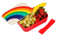 Rainbow Eco Lunch Box - Revelry Goods