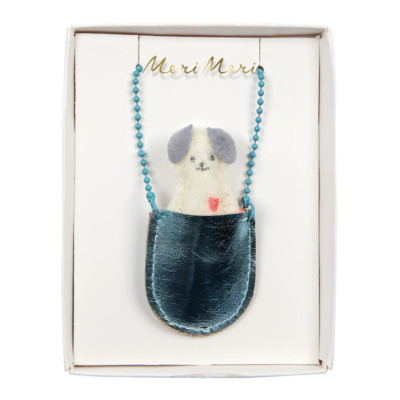 Dog Pocket Necklace - Revelry Goods