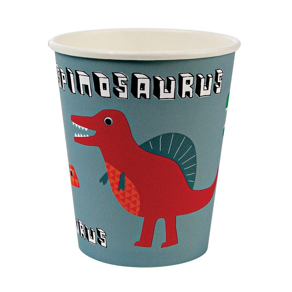 Dinosaur Party Cups - Revelry Goods