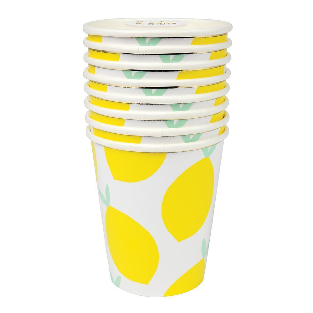 Lemon Cups - Revelry Goods