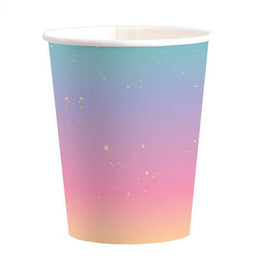 Rainbow Ombre Classic Cups - Revelry Goods