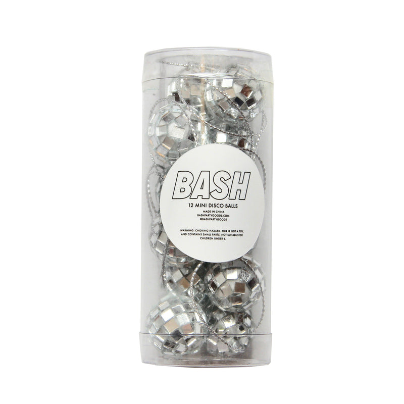 Mini Disco Balls - Revelry Goods