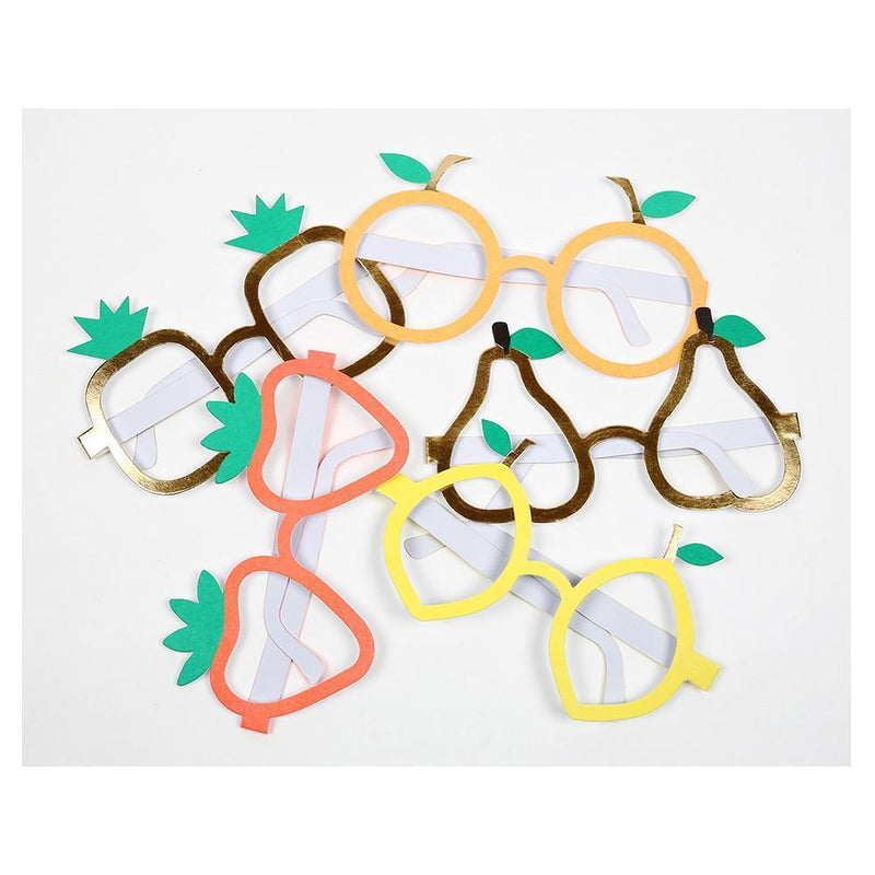 Fruit Paper Glasses - Revelry Goods