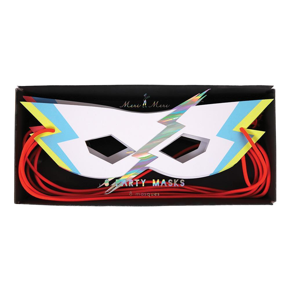 Zap! Party Masks - Revelry Goods