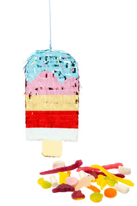 Ice Lolly Mini Pinata - Revelry Goods
