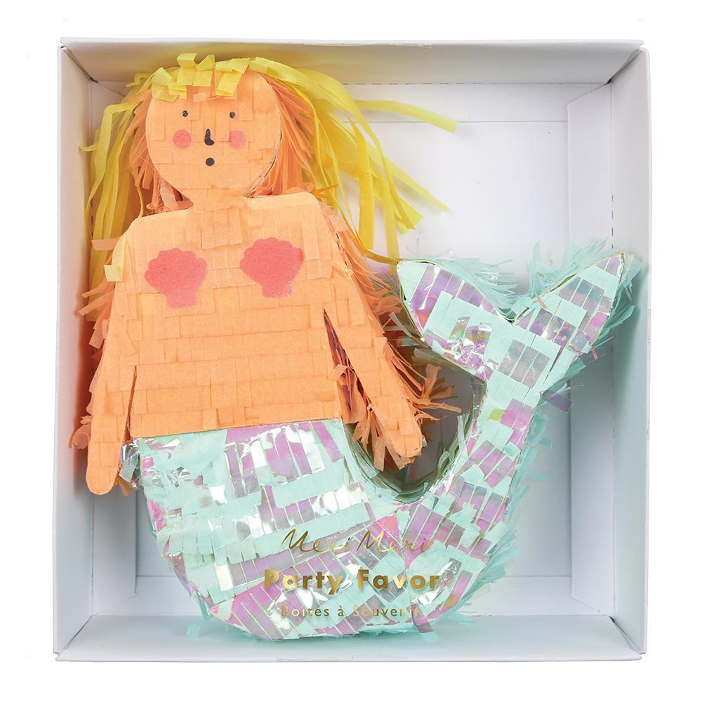 Mermaid Pinata Favor - Revelry Goods