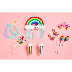 Rainbow Mini Pinata - Revelry Goods