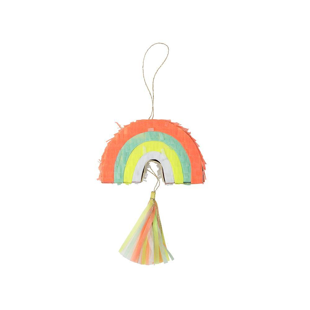 Rainbow Mini Pinata Favors